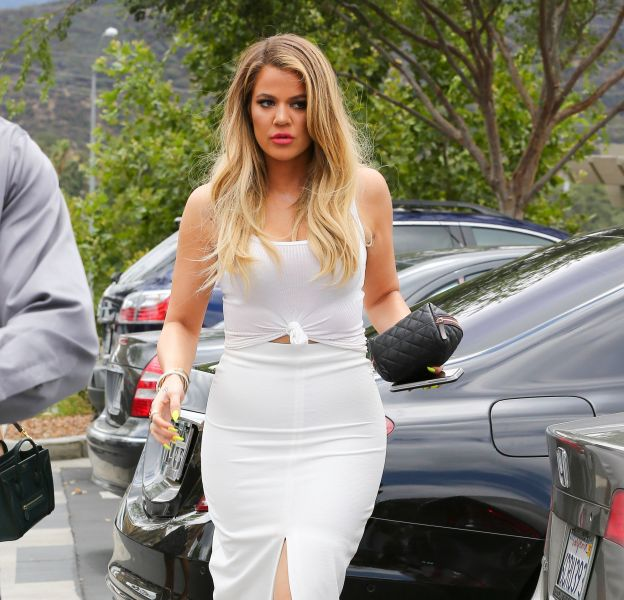 Khloe Kardashian se métamorphose en Gigi Hadid sur Snapchat.