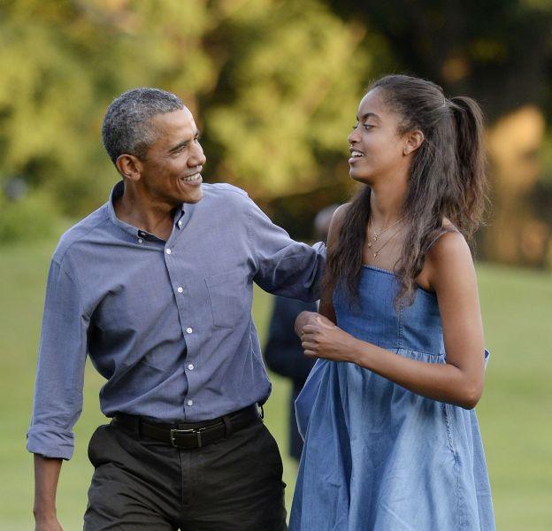 Malia Obama, fille aînée de Barack et Michelle Obama, va étudier à Harvard.