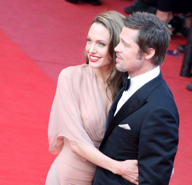 Angelina Jolie et Brad Pitt : retour sur leurs plus belles apparitions en couple.
