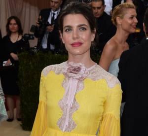 Charlotte Casiraghi : apparition bohème et solaire au gala du Met 2016