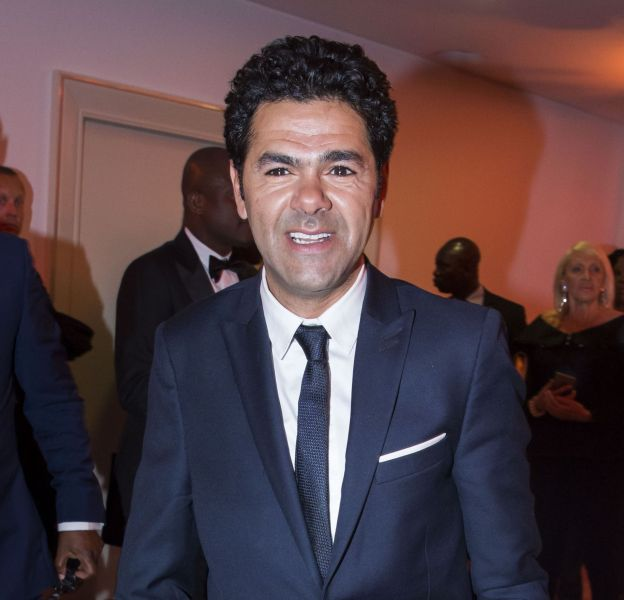 Jamel Debbouze profite de ses enfants et de sa femme le temps d'un week-end.