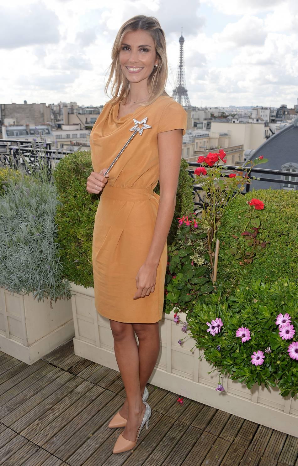 Ava, la fille d'Alexandra Rosenfeld a hérité de sa beauté et son sens du style.