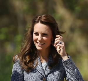 Kate Middleton : radieuse et souriante, elle se consacre aux petits Londoniens