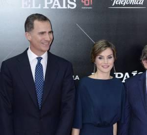 Letizia Ortiz : glamour et raffinée à Madrid...