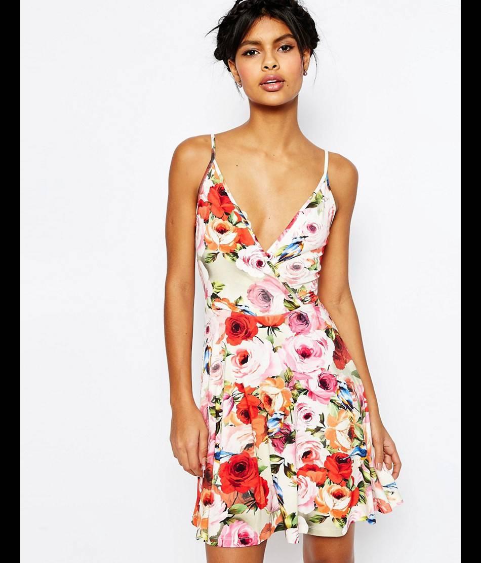 0daf5c01153 Robe grosses fleurs