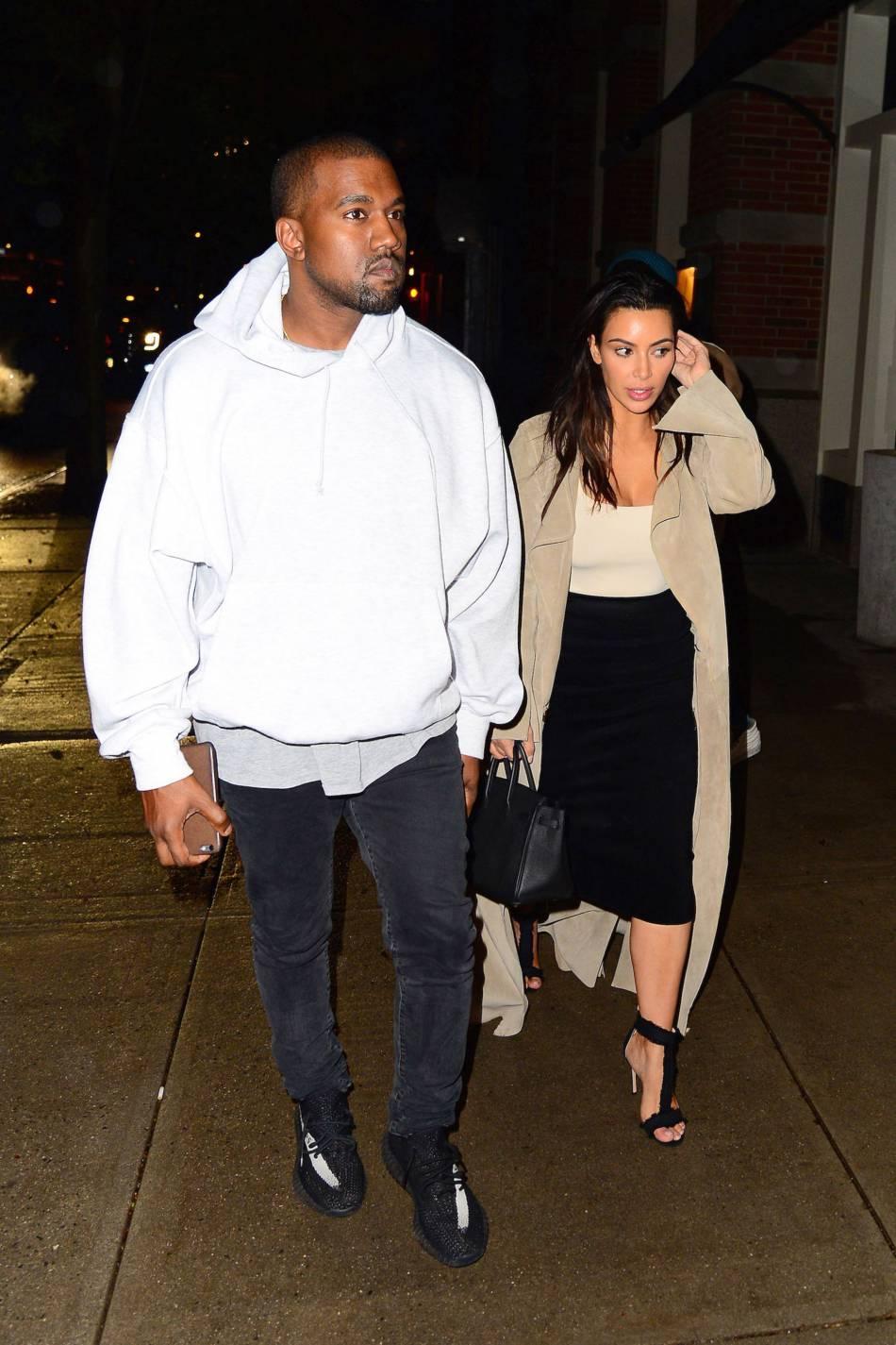 Pour la fête des mères, son mari, Kanye West, a fait venir tout un orchestre dans leur salon.