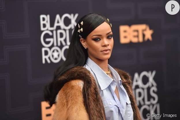 Rihanna vient d'annoncer le lancement de sa marque de make-up.