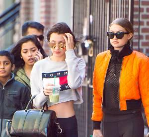 Gigi et Bella Hadid : duo de soeurs terriblement stylée à New York !