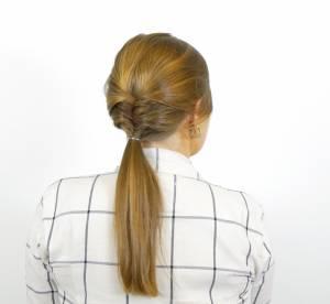 Les Tutos : une coiffure facile et chic en 4 gifs