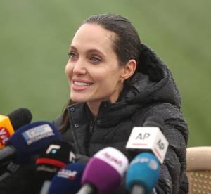 Angelina Jolie : après le cinéma, la politique