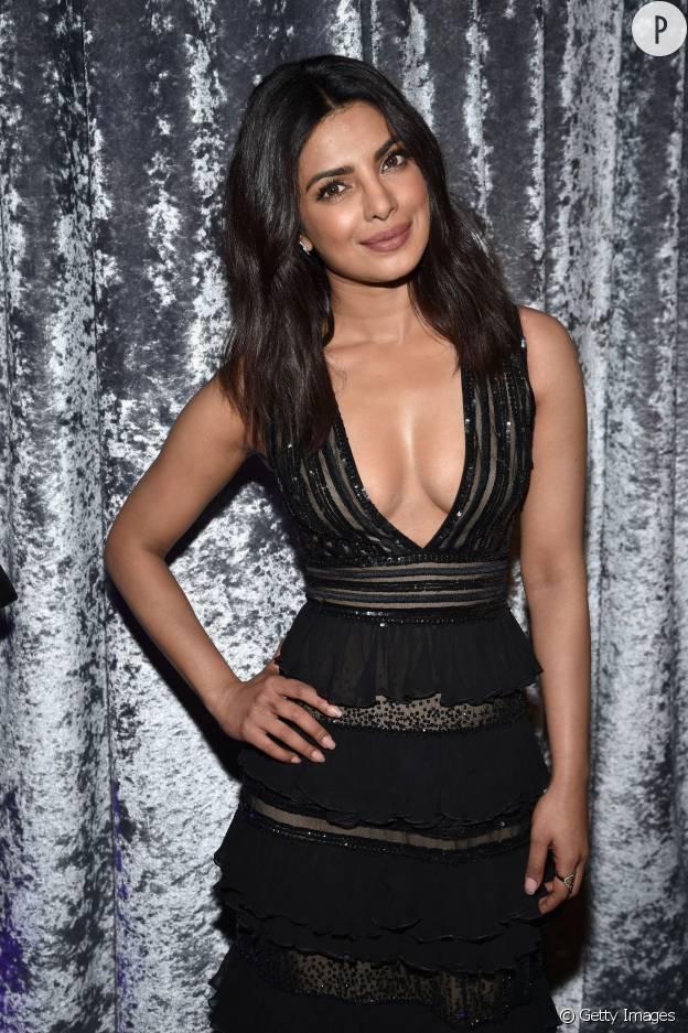 Cette bombe plantureuse est Priyanka Chopra, la nouvelle star de Quantico et du tapis rouge.
