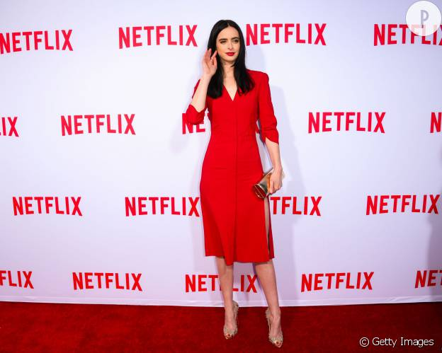 Brunette au look piquant, Krysten Ritter se fait remarquer dans la nouvelle série Jessica Jones.