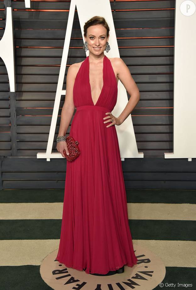Pour Vinyl, Olivia Wilde confirme et signe son statut de it-girl sur le red carpet.