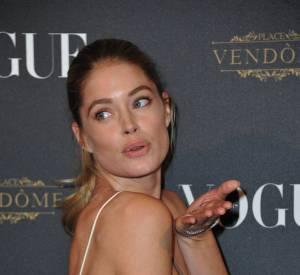 Doutzen Kroes au Festival de Cannes 2016.