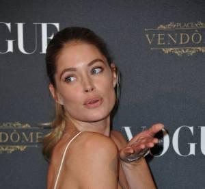 Festival de Cannes 2016 : Doutzen Kroes ultra canon dans sa chambre d'hôtel !