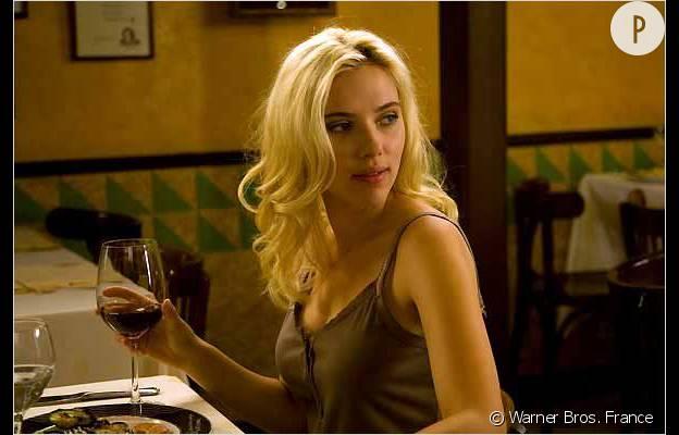 "Scarlett Johansson, absolument canon dans ""Vicky Cristina Barcelona""."