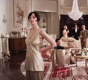 """Les lustres en cristaux Swarovski dans """"Gatsby le magnifique"""" en 2013."""