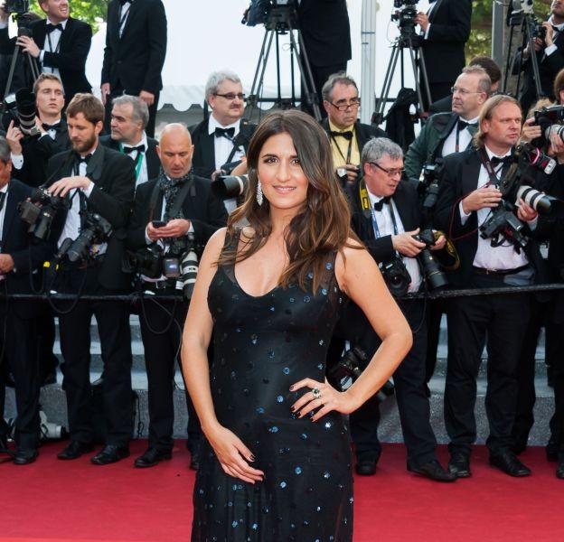 Géraldine Nakache au Festival de Cannes 2016 ce mercredi 11 mai 2016.
