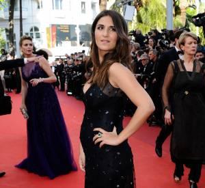 Géraldine Nakache : elle annonce sa grossesse sur le tapis rouge.