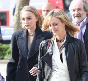 """Vanessa Paradis sur sa fille Lily-Rose : """"Elle sait très bien ce qu'elle veut"""""""