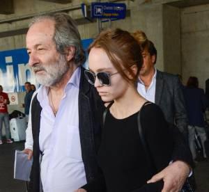 Lily-Rose Depp : son arrivée remarquée à Cannes