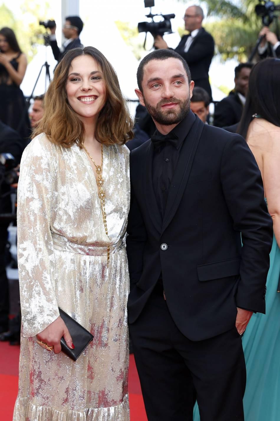 Fait rare, le clan Paradis s'est retrouvé au Festival de Cannes.