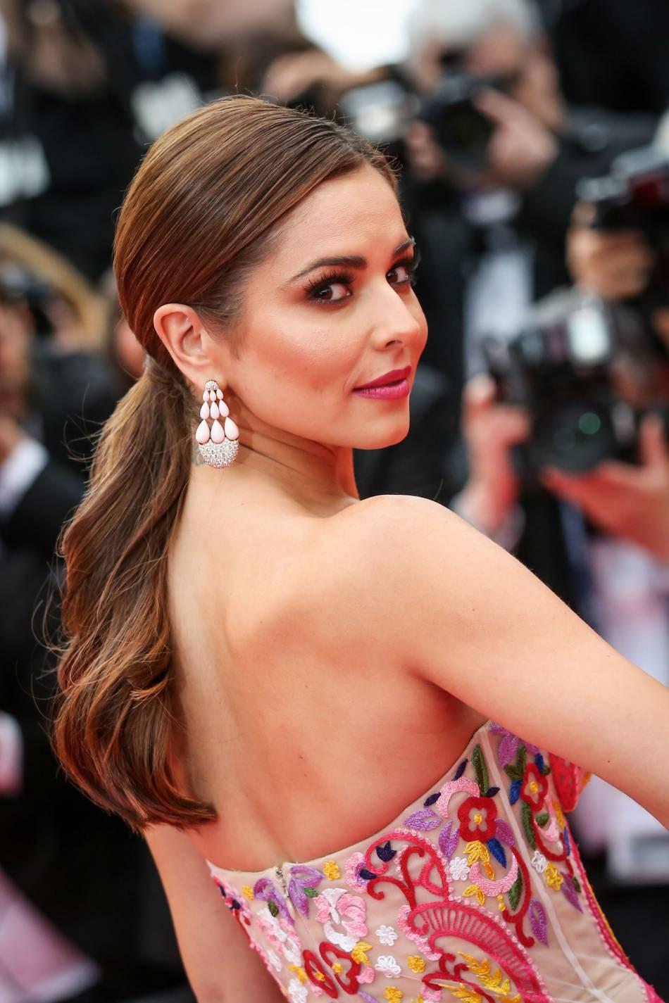 Cheryl Cole et ses bijoux de Grisogono.