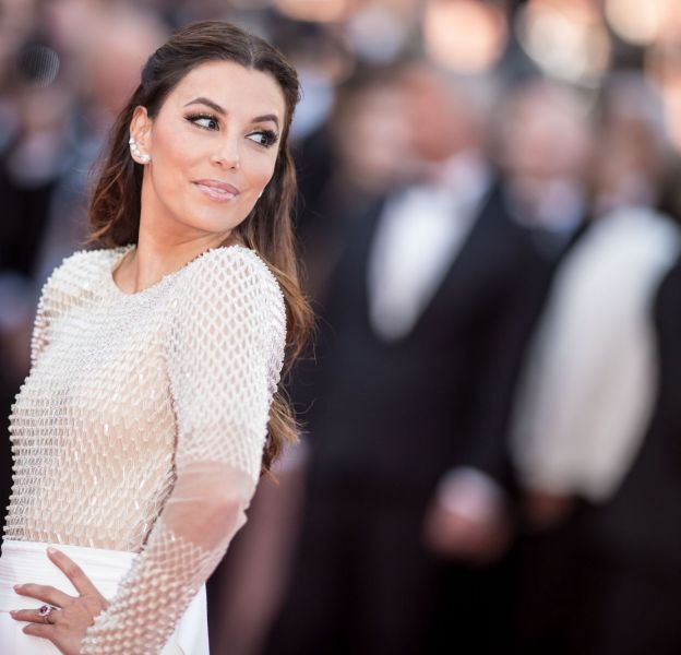 Eva Longoria, égérie L'Oréal Paris, a multiplié les tapis rouges pour Cannes 2016.