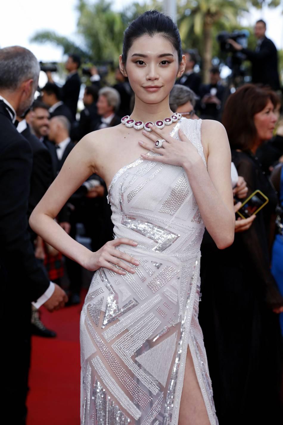 Ming Xi au 69ème Festival International du Film de Cannes, le 18 mai 2016.