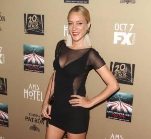 """Chloë Sevigny faisait un retour sexy pour la saison 5 de """"American Horror Story"""" en fin d'année 2015."""