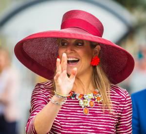 Maxima des Pays-Bas : plus belle en modeuse citadine ou en tenue d'apparat ?