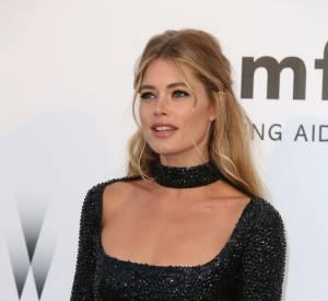 La mannequin Doutzen Kroes est une vraie beauté fatale. Encore plus lorsqu'elle est maquillée pour le red carpet.
