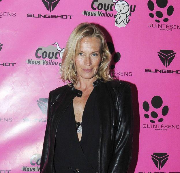 Estelle Lefébure s'est rendu à la soirée organisée par l'association Coucou Nous Voilou samedi 21 mai.