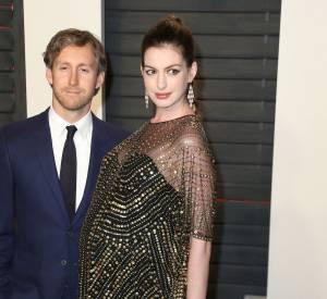 Anne Hathaway et son mari Adam Shulman sont devenus parents d'un petit garçon le 24 mars dernier.