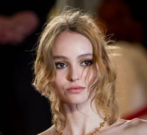 Lily-Rose Depp : craquante et girly pour la nouvelle eau de Chanel