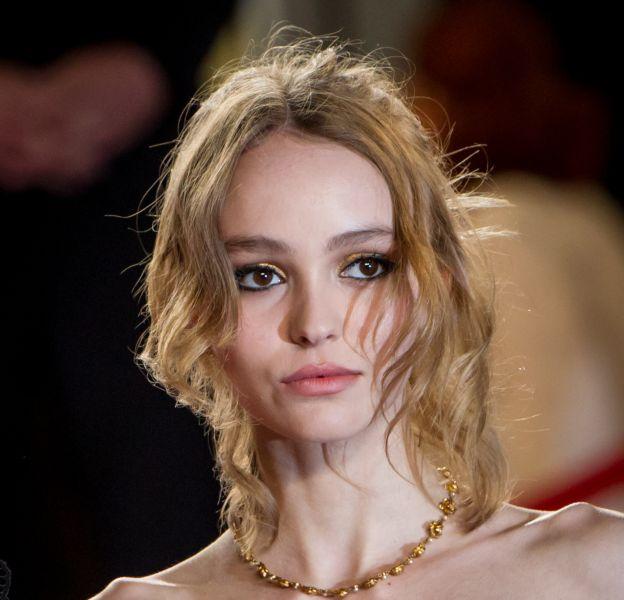 Lily-Rose Depp est le visage du parfum Chanel N°5 L'Eau.