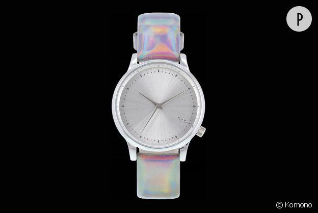 Une montre fun, Komono, 69,95€.