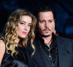 Johnny Depp : Amber Heard demande le divorce