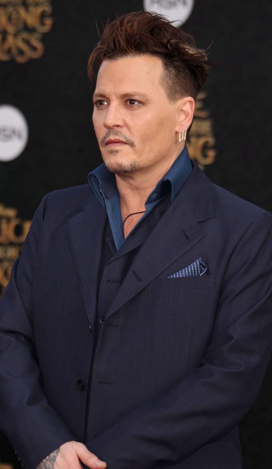 Trois jours avant l'annonce de son divorce, Johnny Depp perdait sa mère Betty Sue Palmer.