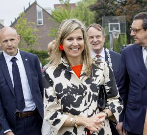 Maxima des Pays-Bas, reine économe : sa tenue 100% recyclée
