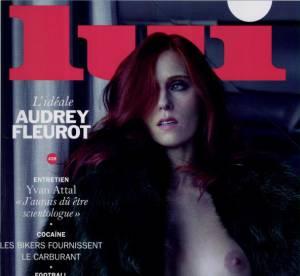 Audrey Fleurot : la jolie rousse pose nue pour Lui