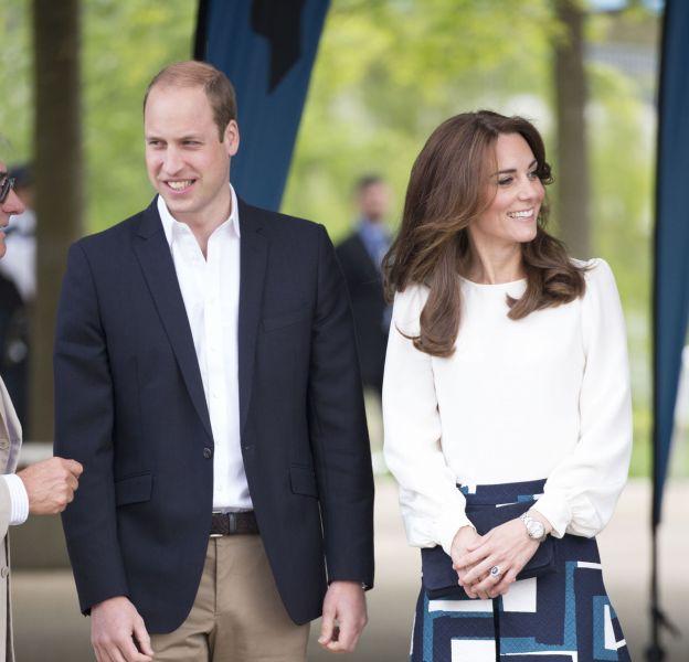 Kate et William ont envoyé des cartes de remerciement aux personnes les ayant félicités pour leurs cinq ans de mariage.