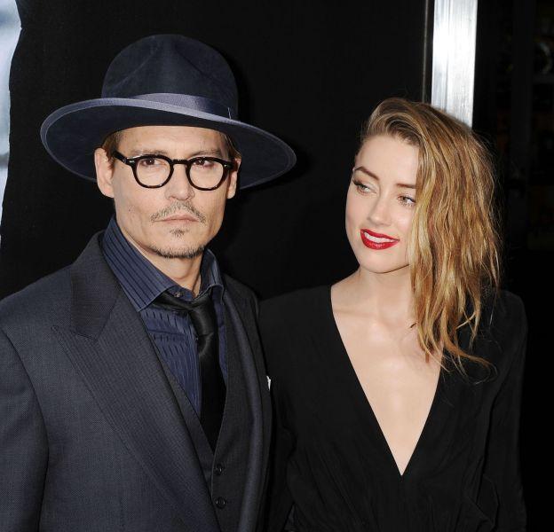 Johnny Depp et Amber Heard divorcent après un an de mariage.