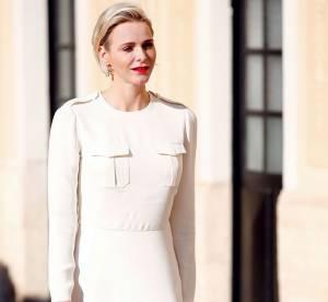 Charlène de Monaco : ses 10 plus belles apparitions en robe blanche