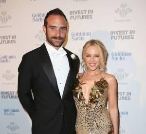La chanteuse Kylie Minogue et son compagnon, Joshua Sasse