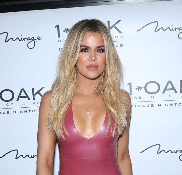 La star de télé-réalité Khloé Kardashian
