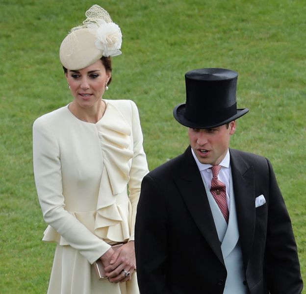 Kate Middleton et le prince William voyagent régulièrement en hélicoptère.