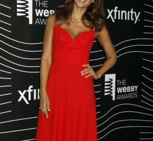 La première fois que l'actrice de 35 ans a porté des talons, c'était pour la cérémonie des goldens globes en 2000.