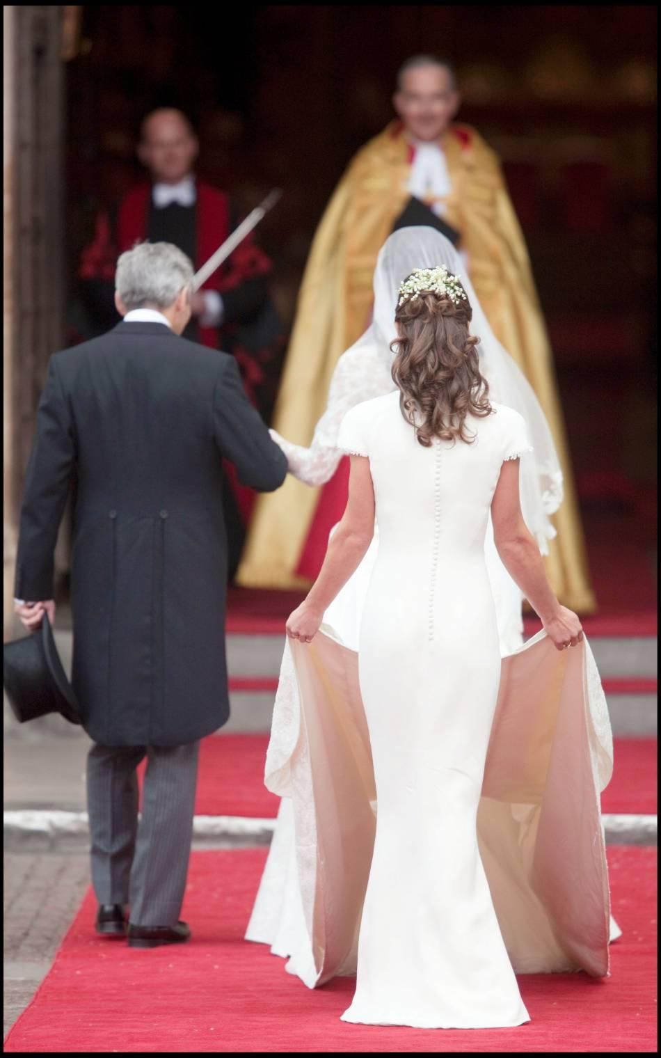 Ces photos ont fait le tour du monde : le popotin de Pippa était la star incontestable du mariage du prince William.