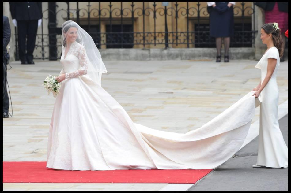 Kate Middleton et sa soeur Pippa en 2011 : des photos qui ont fait le tour du monde !